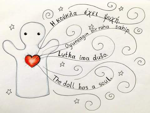 Lutka ima dušo -Doll has a soul-